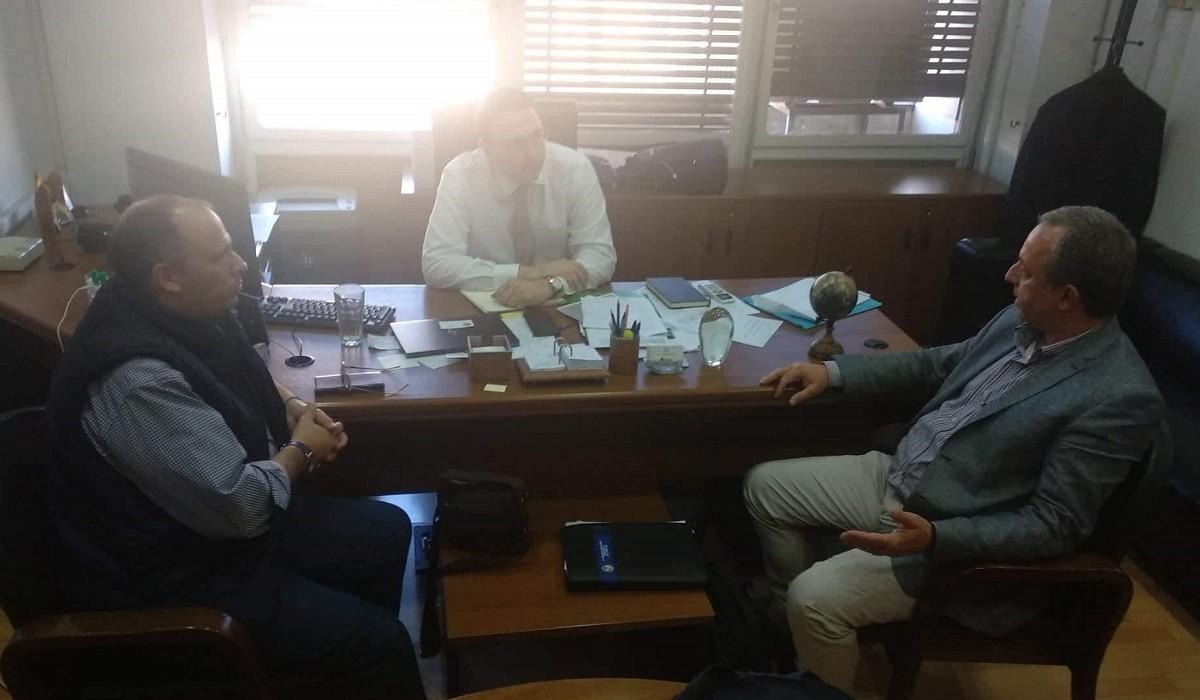 Θεσμική συνάντηση ΠΟΜΕΝΣ με ουσιαστικές προτάσεις στον ΕΦΚΑ