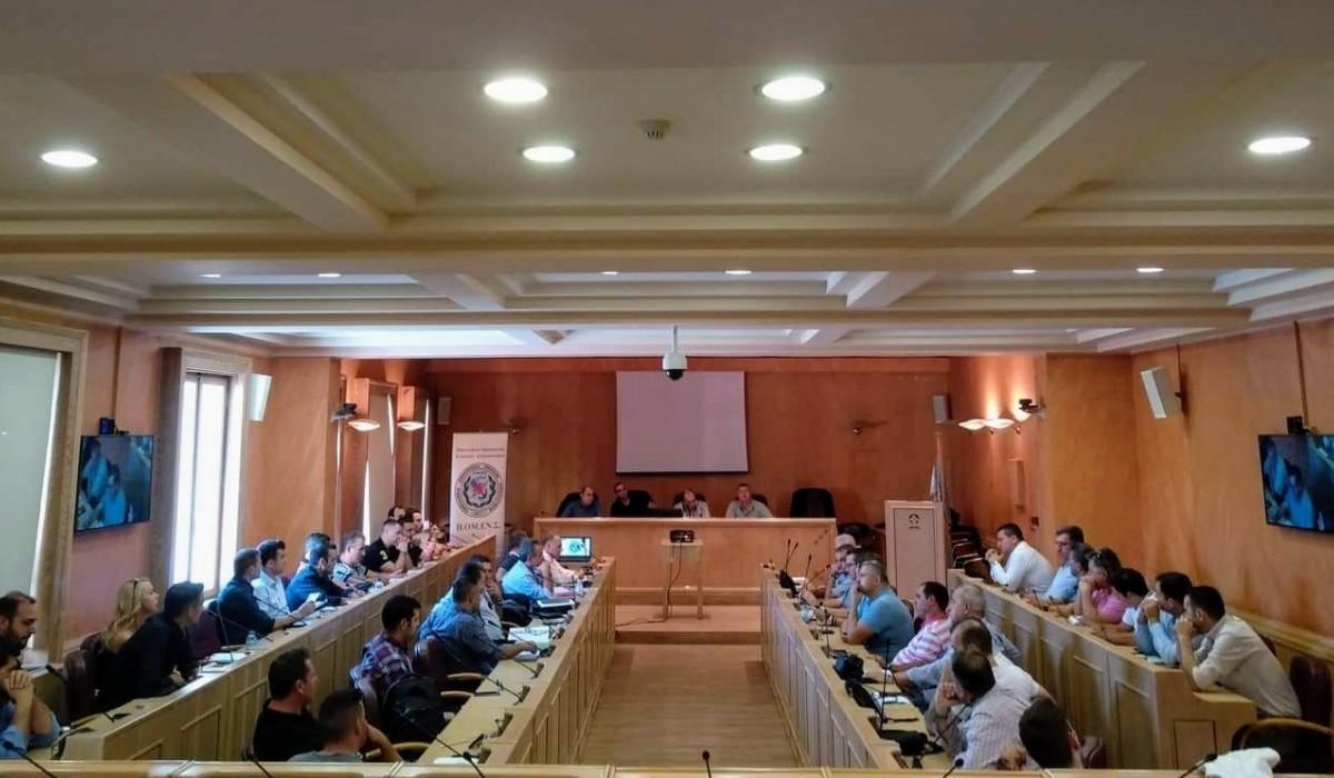 ΠΟΜΕΝΣ: Διεξαγωγή Γενικού και Διοικητικού Συμβουλίου