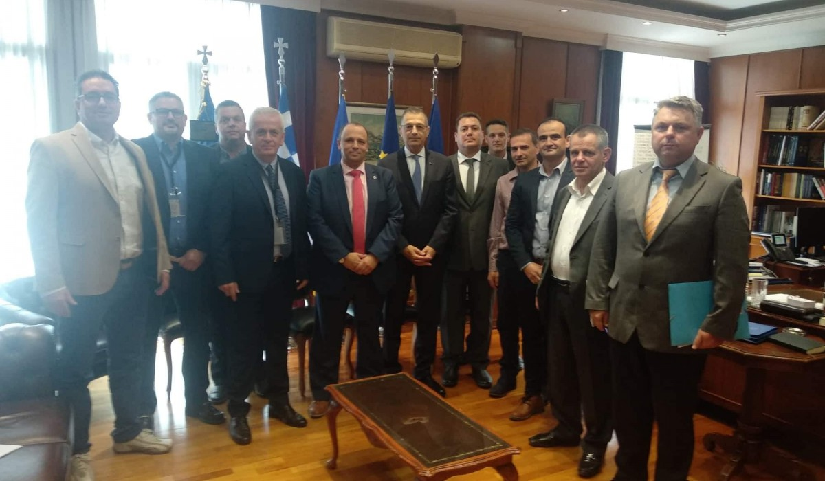 ΠΟΜΕΝΣ: Επίσημη συνάντηση με Υφυπουργό Εθνικής Άμυνας κ. Αλκιβιάδη Στεφανή ( Σώμα Υπαξιωματικών – είσφορες 2% – νυχτερινή αποζημίωση – ωράριο – στεγαστικό – προαγωγές ΕΜΘ-μετατάξεις)