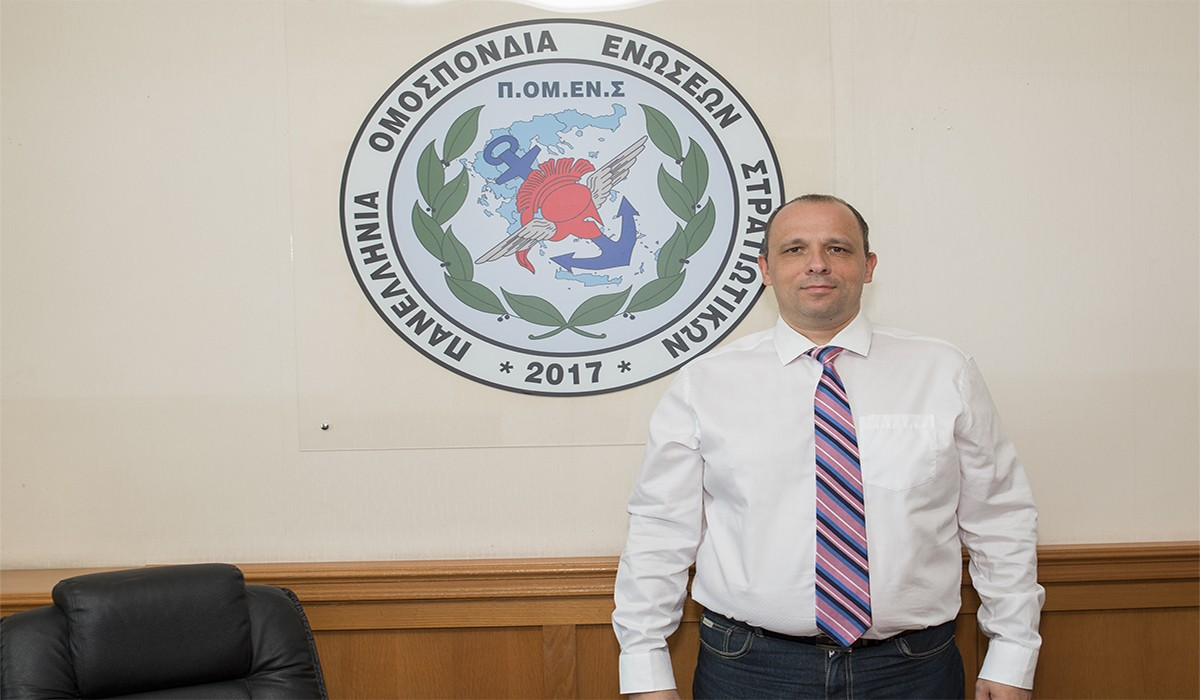 Μήνυμα Προέδρου ΠΟΜΕΝΣ στα μέλη των Ενώσεων Μαγνησίας – Βόλου, Κεντρ. Μακεδονίας, Λάρισας
