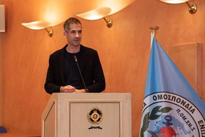Ο Δήμαρχος Αθηναίων Κώστας Μπακογιάννης και πάλι Δίπλα στην ΠΟΜΕΝΣ