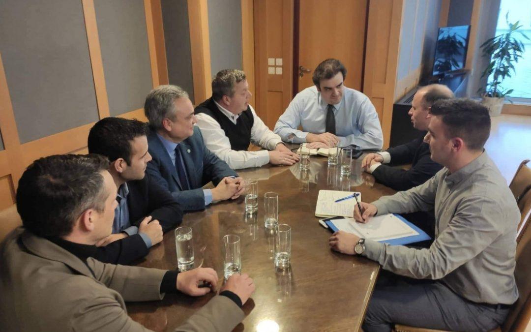 Προοπτική και αισιοδοξία για όλους τους στρατιωτικούς, η συνάντηση ΠΟΜΕΝΣ με τον Υπουργό κ. Πιερρακάκη